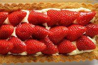 φράουλας γλυκά