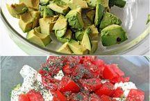 Salate und Freshfood