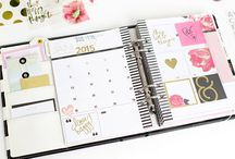 Planner Prettiness / by rainflowerco