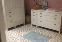 Cement tiles Bedroom / Cement tiles Bedroom