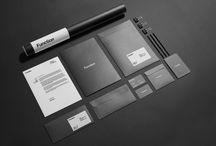 Corporate Identity / Inspiration for Graphic Designer