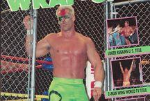 Wrestling  / by Ross Huggins