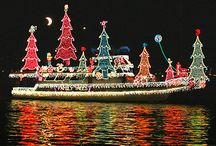 Christmas Lights around the world / Christmas is the season of light.  / by Sandy Martin