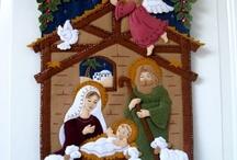 pesebres y portales / pesebres navideños