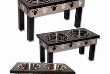 dog bowls feeders