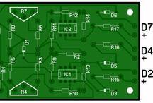 Zelfbouw elektronica / Interessante ideeën die u kunt toepassen bij het zelf ontwerpen en bouwen van elektronische schakelingen.