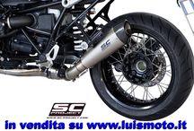 Scarico Sc BMW R Nine-T r9t in vendita su www.luismoto.it / Scarico Sc BMW R Nine-T r9t in vendita su www.luismoto.it