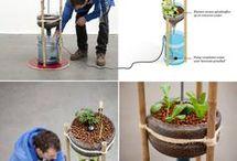 plantas en reciclado