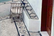 Mosaico piedras