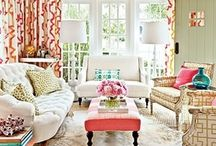 Living Rooms / by Emily Cole