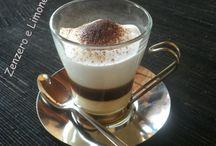 Caffe',tisane, bevande...drink