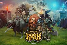 Game UI : Throne Rush