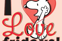 Best friend Snoopy
