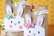 Easter Crafts Ideas / Easter Cards and Treat bags,boxes Ideas