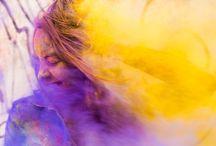 creativa fotos polvos