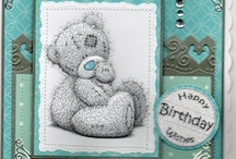 Tatty Ted Cards