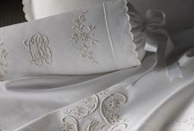 Krevatia - Bed Linnen for the Bridal Bed