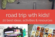 traveling with kids / by Christy Kujawski
