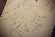 Crafty: Hand Lettering