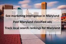 Maryland (MD) Proxies - Proxy Key / Maryland (MD) Proxies www.proxykey.com/md-proxies +1 (347) 687-7699. is a state located in the Mid-Atlantic region of the United States, bordering Virginia, West Virginia, and Washington, D.C. to its south and west; Pennsylvania to its north; and Delaware to its east. Maryland was the seventh state to ratify the United States Constitution, and has three occasionally used nicknames: the Old Line State, the Free State, and the Chesapeake Bay State.