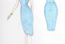 Desenhos moda