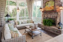 Porches/Decks / by Erin Finney