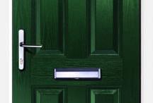 Composite Doors / Composite Doors from Art Windows and Doors