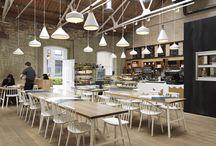 Arquitectura restaurantes