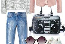 Одежда/стиль/луки