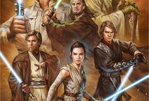 Star Wars / Star Wars Witze und Fan Arts