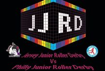 2015 Bout Posters / by Jersey Shore Roller Girls