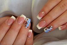 My nails worke / Моя улюблена робота