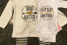 brother Sister tshirts