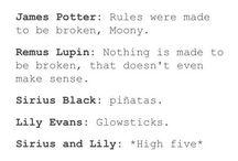marauders/ Harry Potter