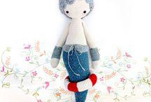1.7 - Mermaid Dolls