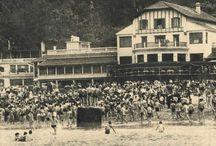 Historia / La Historia del Hotel Igeretxe se remonta a 1913 y fue uno de los primeros edificios de Bizkaia construidos en hormigón armado. Hoy, el edificio se ha reconvertido en un bello y moderno hotel-restaurante, que conserva parte del encanto del diseño inicial, y que ya ha celebrado el centenario de su nacimiento.