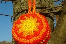 Crochet soap, horgolt szappan / www.szappanpatika.hu facebook: szappanpatika