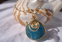 wire jewelry / handcrafted one off pieces of jewelry,with a captivating style and story of its own:)