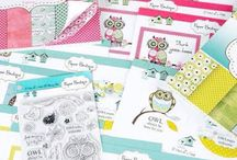 BLOG POSTS FOR DREAM CARDS AND CRAFT by SHARON / Follow my blog posts.