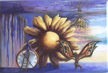 Minhas pinturas / Pinturas a óleo, acrílica ou aquarela. Os quadros podem ser adquiridos através de contato pelo Facebook. Estão à venda os originais e as réplicas em impressão digital.