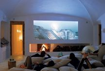 Media Rooms / by Alex Griffin
