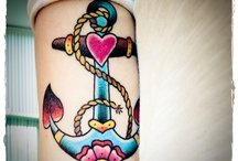 Tattoos / by Jenny Lizell