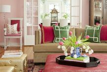 interieur en kleur