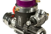 Novarossi 91 DD Direct Drive RC Boat Racing Engine
