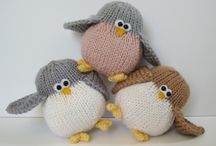 Toys (knitted and crocheted)