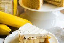 Торты, сладкая выпечка, десерты
