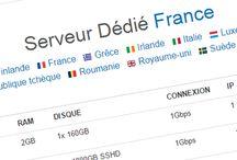 Serveur Dédié / Serveurs dédiés dedimax.com