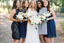 bridesmaids / by Cathy Morales