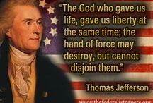Revolutionary Period/Founders