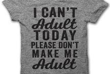 Fun shirts! / by Kristi Walton